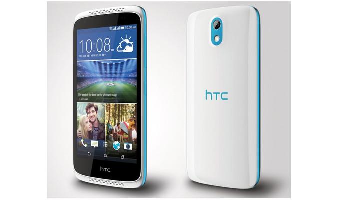 HTC Desire 526G+ 170 $'dan satışa çıktı