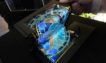 LG'nin bükülebilir ekranları bu yıl geliyor