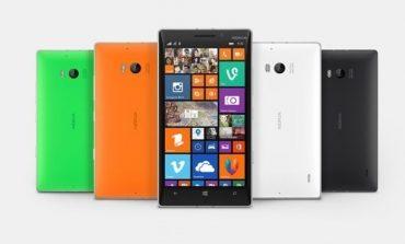 Nokia Lumia 930'a güncelleme geldi
