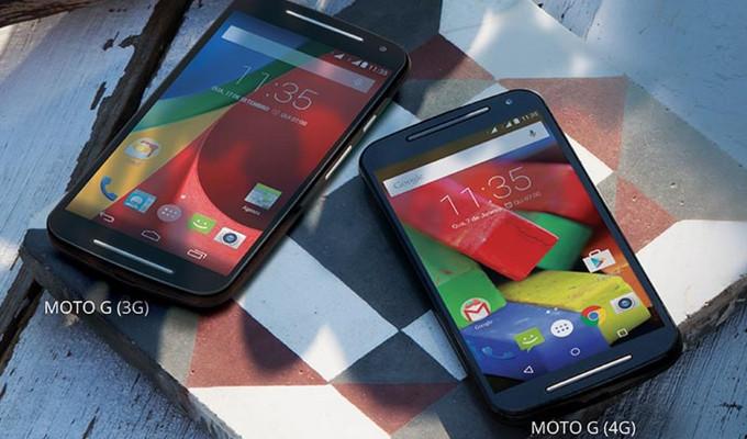 Motorola sessiz sedasız Moto G LTE'nin 2015 modelini duyurdu