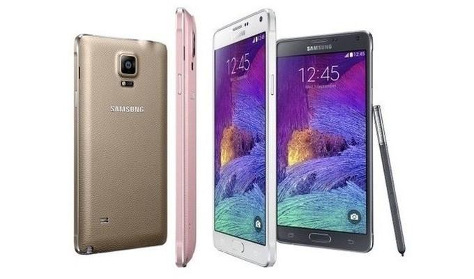 Samsung Galaxy Note 4'e Rusya'da Android 5.0 Lollipop güncellemesi geldi