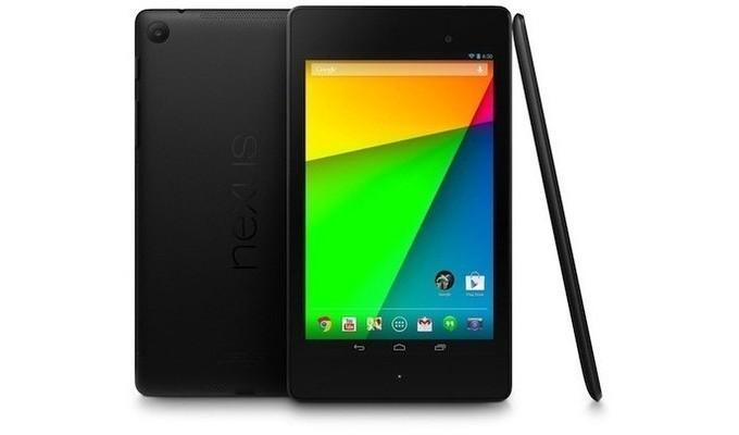 Nexus 7'nin 2012 ve 2013 modellerine Lollipop güncellemesi geliyor