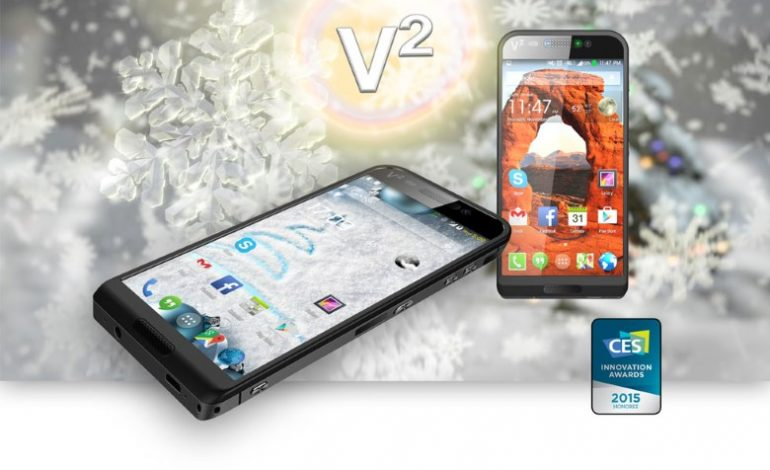 Saygus V2; 320GB kapasiteli akıllı telefon
