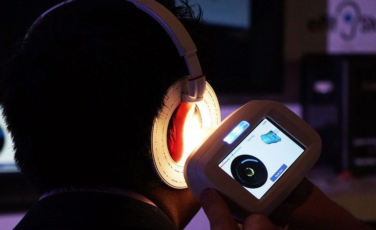 Harman'dan kulaklığa 3D tarayıcı çözümü