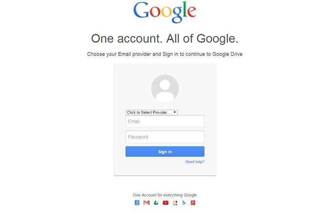 DİKKAT! Yeni şifre çalma teşebbüsü Google Drive üzerinden yapılıyor!