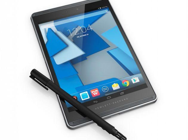 Hp'den kurumsal kullanımlar için yeni tablet