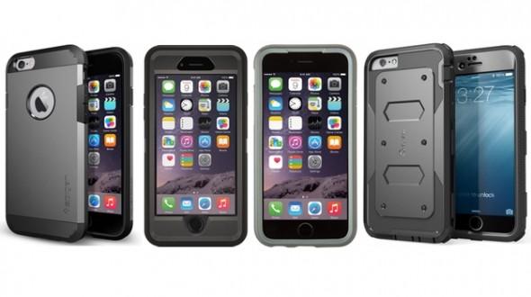 Düşmeye karşı en iyi iPhone 6 kılıfları