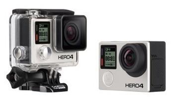 GoPro'dan Hero4 Black Edition'a şubat güncellemesi