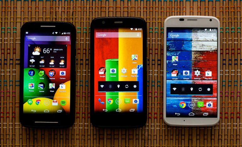 Motorola bu yıl 3 milyon satış rakamına ulaştı