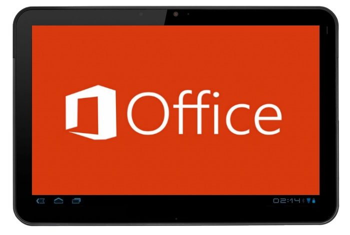 Video: Office'in Android Tablet sürümü karşınızda