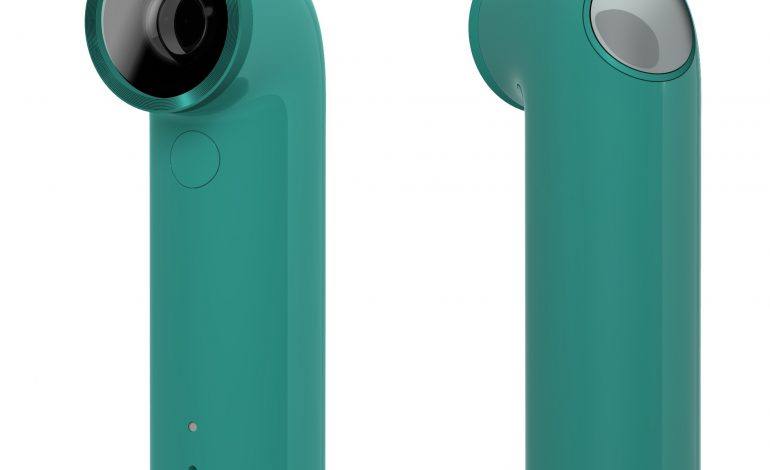 HTC'nin RE kamerasıyla Youtube'da canlı yayın dönemi