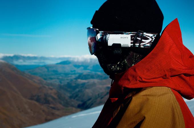 Sony WoodPark'ta maceranın tadına Action Cam ile varın