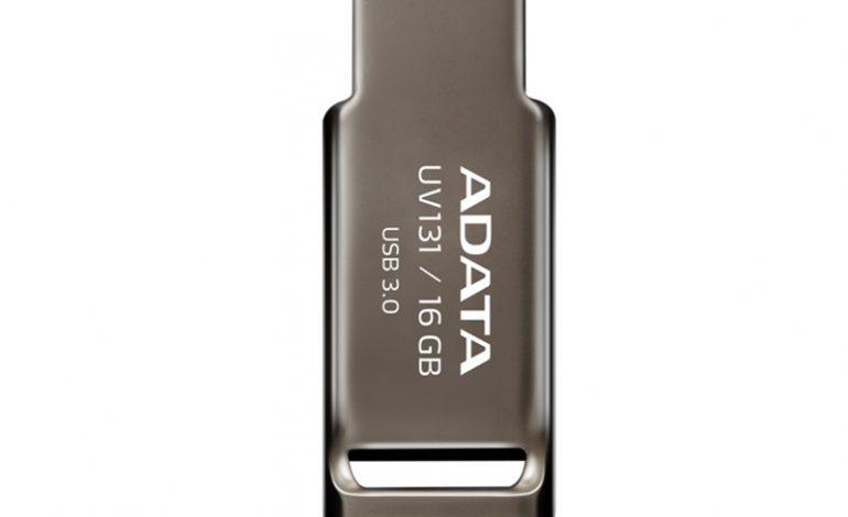 ADATA'nın sevilen USB belleği  artık daha hızlı