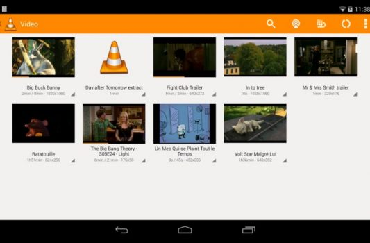 VLC-Android-TV-App