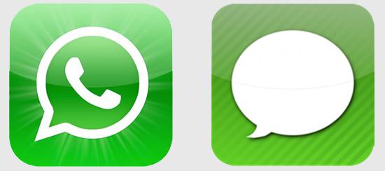 WhatsApp-vs-iMessage