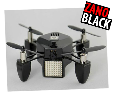 ZANO ile uçan selfieler
