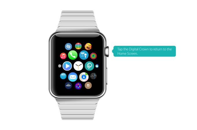 Apple Watch'un neler yapabildiğini tarayıcınızdan görün