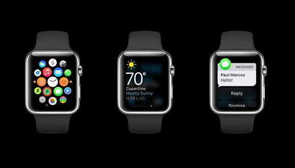 Apple Watch nisan ayına kaldı