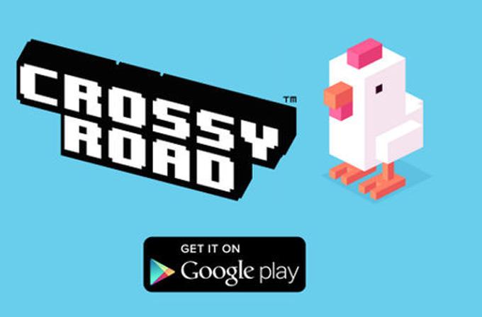 Crossy Road Android'e geldi!