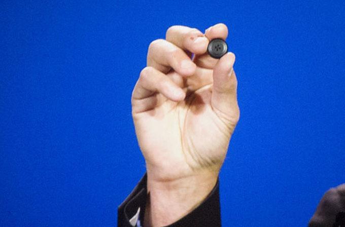 Intel'in giyilebilir teknolojiler için ürettiği yeni işlemcisi: Curie