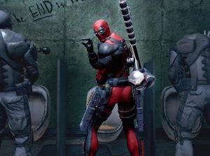 Deadpool'un çekimlerinden görüntüler sızdı