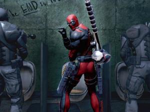 Deadpool sonunda çekilmeye başlıyor