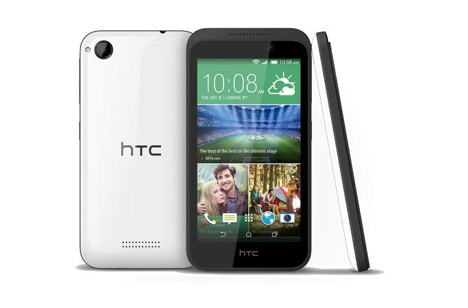 HTC'nin 2015'teki ilk telefonu: Desire 320