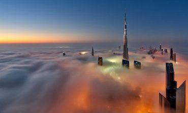 Galeri: Sislerin arasından yükselen Dubai gökdelenleri
