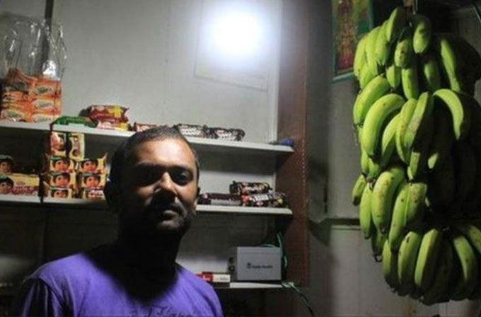 Iskartaya çıkmış laptop bataryaları, ev aydınlatması için kullanılabilir