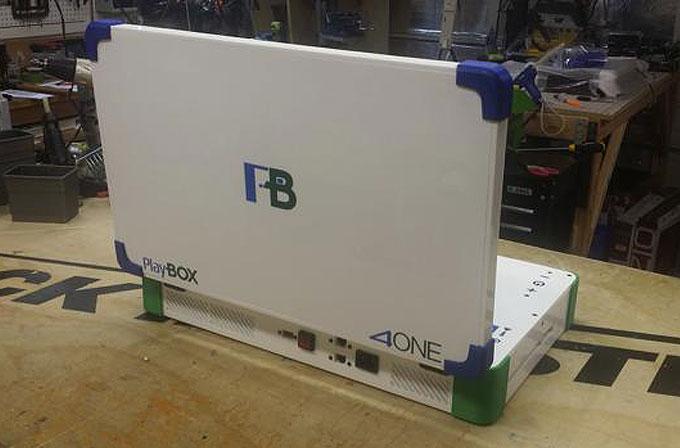 Xbox One + Playstation 4 = PlayBox