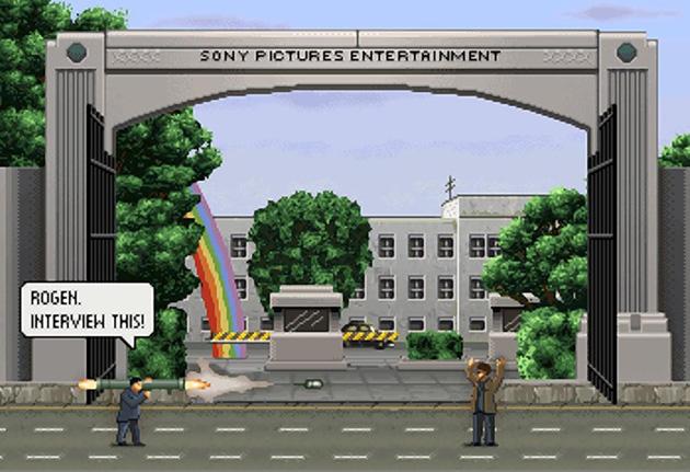 Kim Jong-un'un oyunu da hacklendi