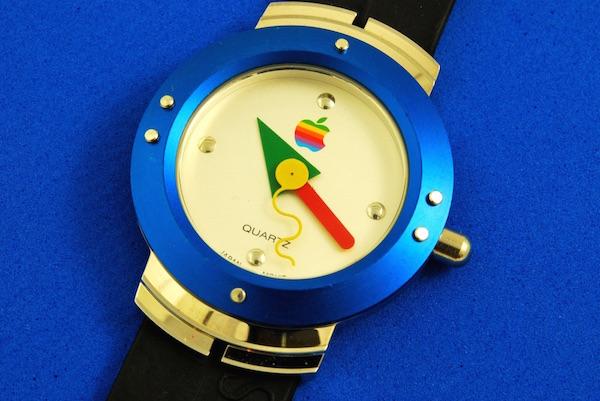 Karşınızda Apple'ın 20 yıl önce ürettiği ilk Apple Watch