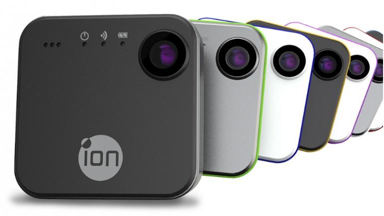 ION SnapCam giyilebilir kamera