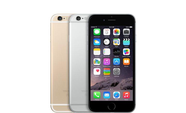Son çeyrek iPhone'un