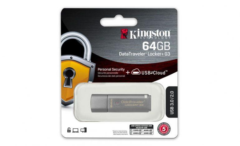 Bulutların üzerinde dolaşan USB bellek ile verileriniz her zaman güvende