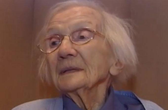 109 yaşındaki kadın uzun yaşamın sırrını açıkladı: Erkeklerden uzak durmak