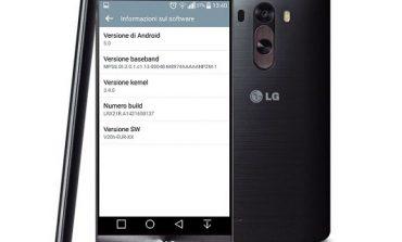 LG G3 için Android 5.0 Lollipop güncellemesi yayınlandı