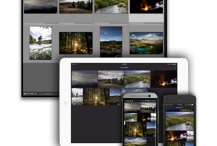 Adobe Lightroom Mobil ile daha profesyonel fotoğraflar geliyor