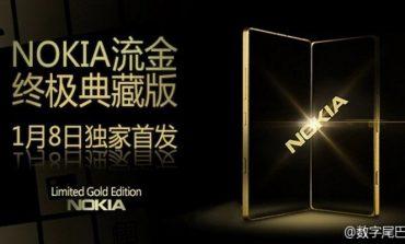 Microsoft, iki adet altın Lumia hazırlıyor!