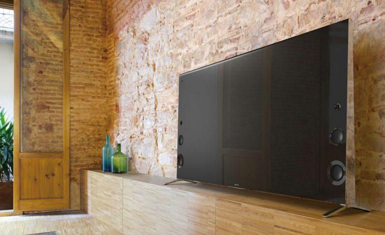SONY XBR TV; ona sadece televizyon demek haksızlık olur