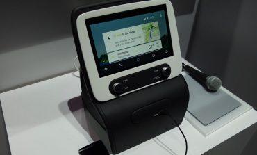 Panasonic entegre tablet ile araçlarda!