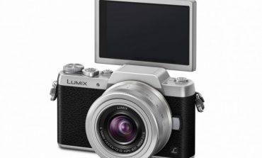 Panasonic'den selfie akımına katkı; Panasonic Lumix GF7