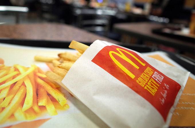 McDonald's patates kızartması nasıl yapılıyor? (VİDEO)