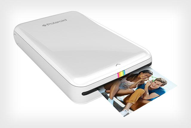Polaroid' den yeni bir taşınabilir foto printer