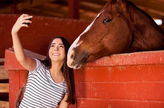 İngiltere'de selfie kursu açılıyor