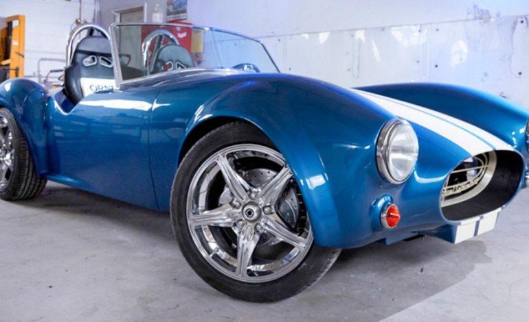 Bu da oldu; 3D yazıcıdan Shelby Cobra roadster!