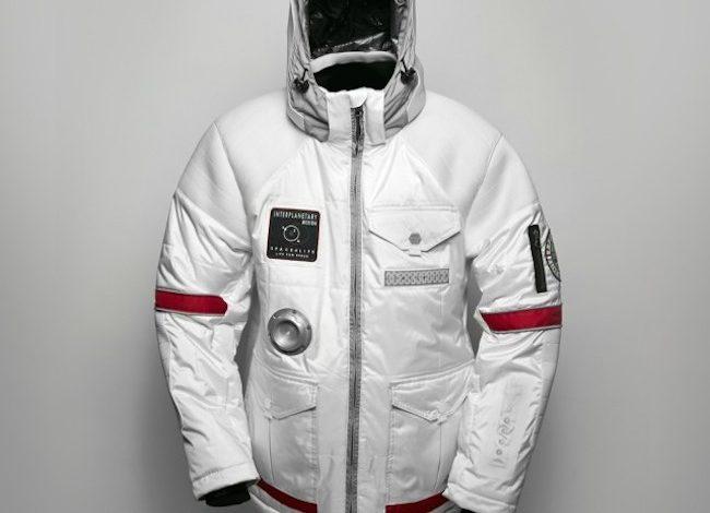 Spacelife ceket ile astronot gibi gezmek