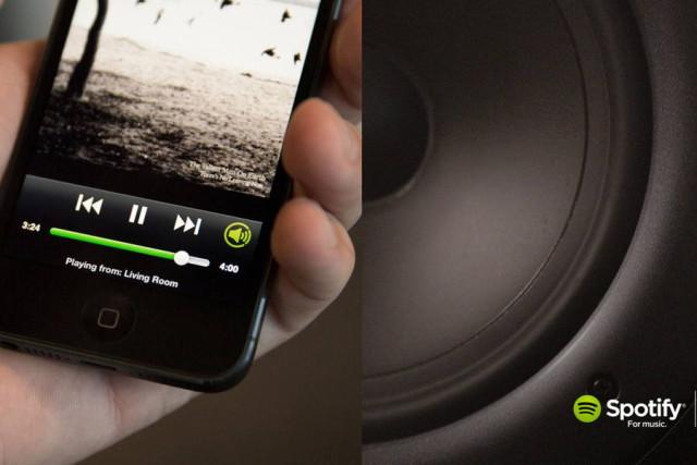 Spotify, Google Cast kullanacakları üzecek