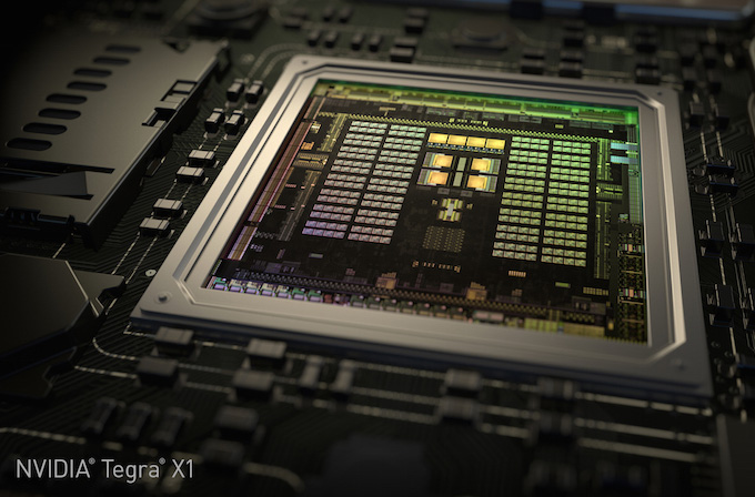 NVIDIA'dan canavar mobil işlemci: TegraX1