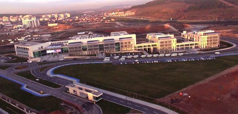 Türkiye'nin çevre dostu teknoloji üssü
